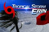 tropical storm Erin