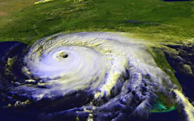 Hurricanes are… good
