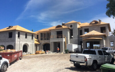 Tile Roof New Construction