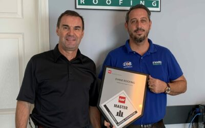 GAF Master Certified Roofing Contractor